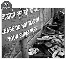 I love India !   Puzzle