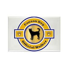 Canaan Walker Rectangle Magnet (100 pack)