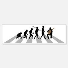 Classical-Guitar-B Car Car Sticker