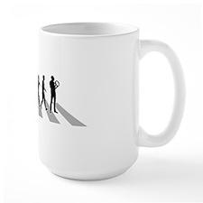 Tambourine-Player-B Mug
