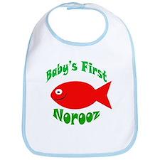 Baby's First Norooz Bib