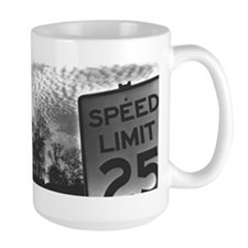 Speed Limit Mug