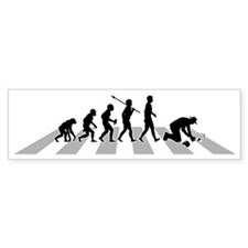 Archaeologist-B Bumper Sticker