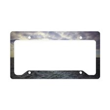 View of Atlantic Ocean from P License Plate Holder
