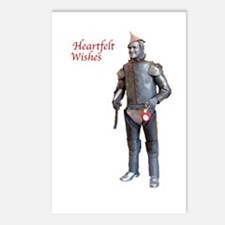 Cute Christmas wizard of oz Postcards (Package of 8)