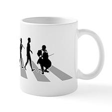 Cello-Player-B Mug