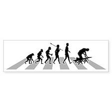 Carpenter-B Bumper Sticker