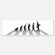 Marching-Band---Clarinet-B Bumper Bumper Sticker