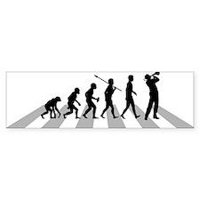 Trombone-Player Car Sticker