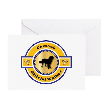 Chinook Walker Greeting Cards (Pk of 10)