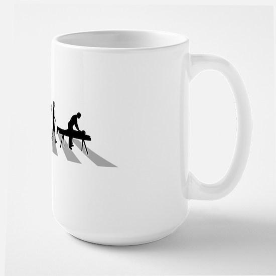 Chiropractor-B Large Mug