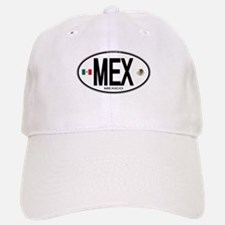 Mexico Euro-style Country Code Cap