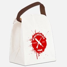 Winchester Arms Canvas Lunch Bag