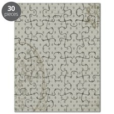 Distressed Grunge Kindle Puzzle