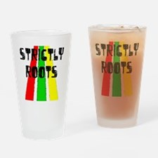 Strictly Roots Drinking Glass