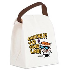 Quickly To The Lab! Canvas Lunch Bag