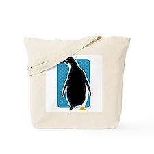 Proud Penguin Tote Bag
