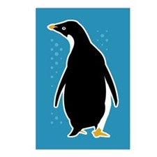 Proud Penguin Postcards (Package of 8)