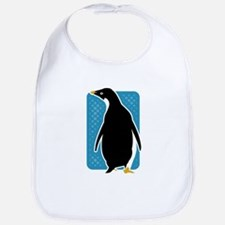Proud Penguin Bib