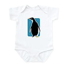 Proud Penguin Infant Bodysuit