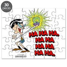 Mandark Ha Ha Ha Ha! Puzzle