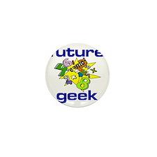 future geek Mini Button