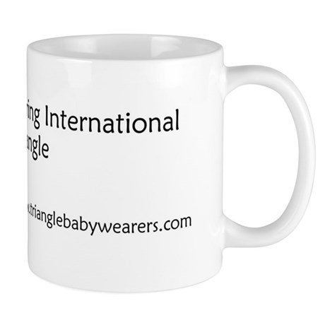 BWI-T bumper sticker Mug