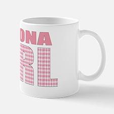 Arizona Girl - more states in shop Mug