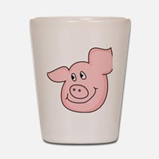 Piggy Shot Glass