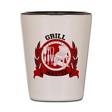BBQ Grill Master Shot Glass