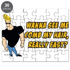 Wana See Me Comb My Hair? Puzzle