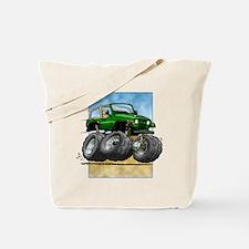 Green Wrangler Tote Bag