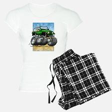 Green Wrangler Pajamas