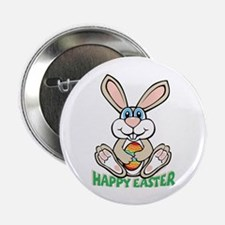 """Happy Easter 2.25"""" Button (100 pack)"""