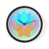 Massage therapist Wall Clocks