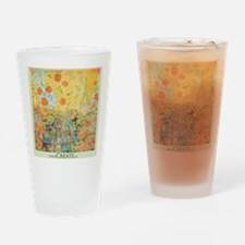 Bon Jour Drinking Glass