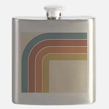 Retro Curve Flask