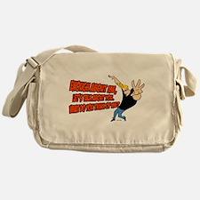 What Do You Think Of Me Messenger Bag