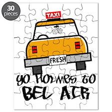 Yo Holmes to Bel Air Puzzle