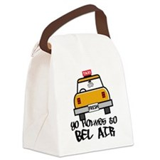 Yo Holmes to Bel Air Canvas Lunch Bag