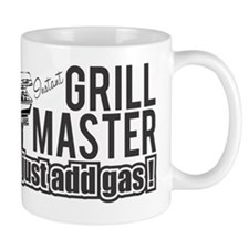 Grill Master Just Add Gas Mug