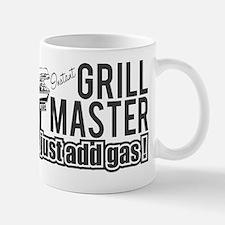 Grill Master Just Add Gas Mug