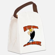 You Smell Kinda Pretty Canvas Lunch Bag