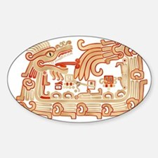 Xochicalco Serpent 1 Decal