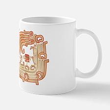 Xochicalco Serpent 1 Mug