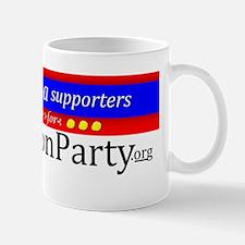 Obama Supporters Mug