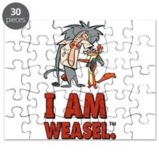 I Am Weasel Friends Puzzle
