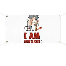 I Am Weasel Friends Banner