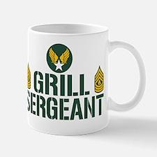 Grill Sergeant Mug