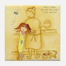 Treat others... Tile Coaster